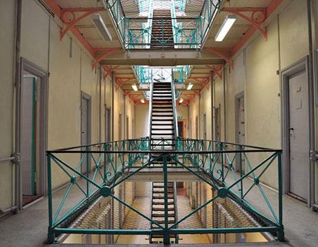 En tur i fængslet