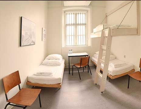 Ophold i Fængslet