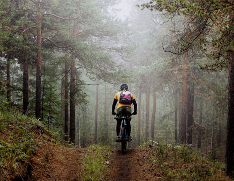 mountainbikekursus