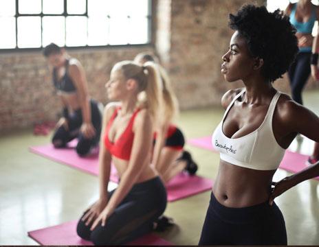 Træningstøj til kvinder